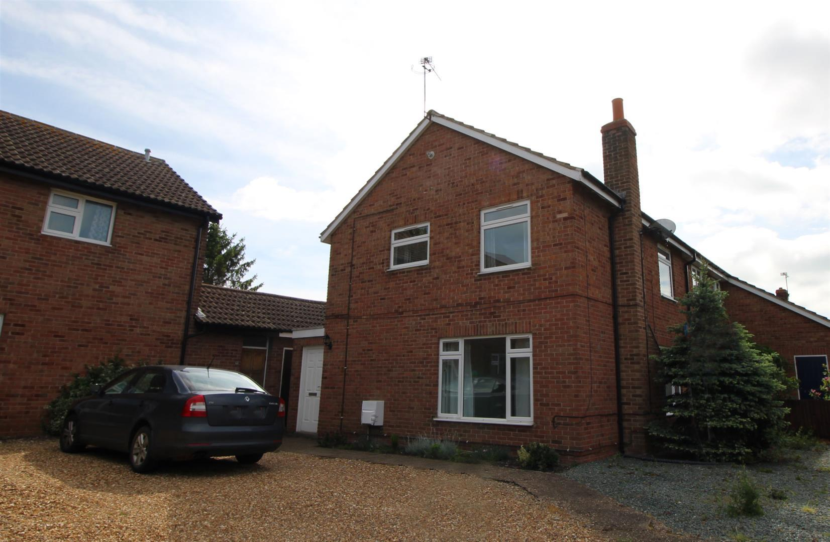 Orchard Close, Barnstone, Nottingham
