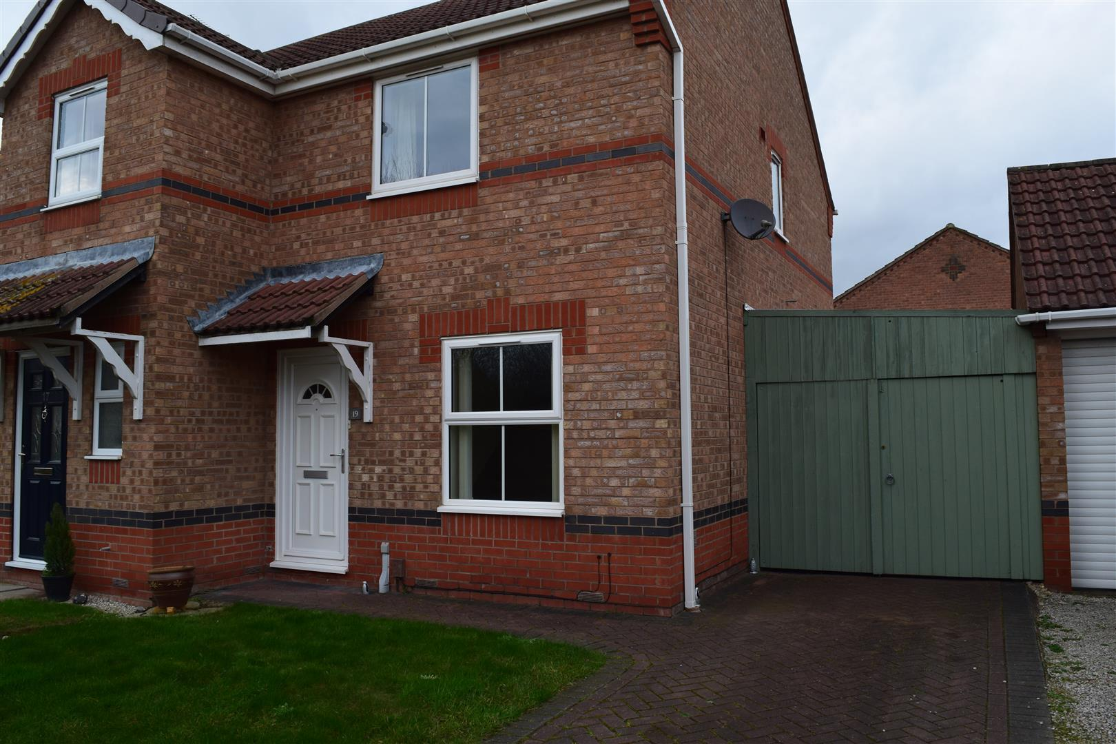 Cottage Close, Balderton, Newark