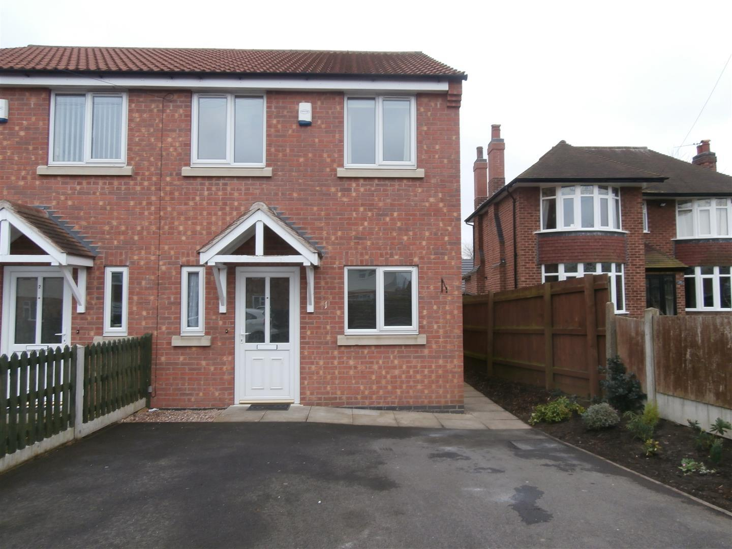 Cherry Tree Close, Calverton, Nottingham